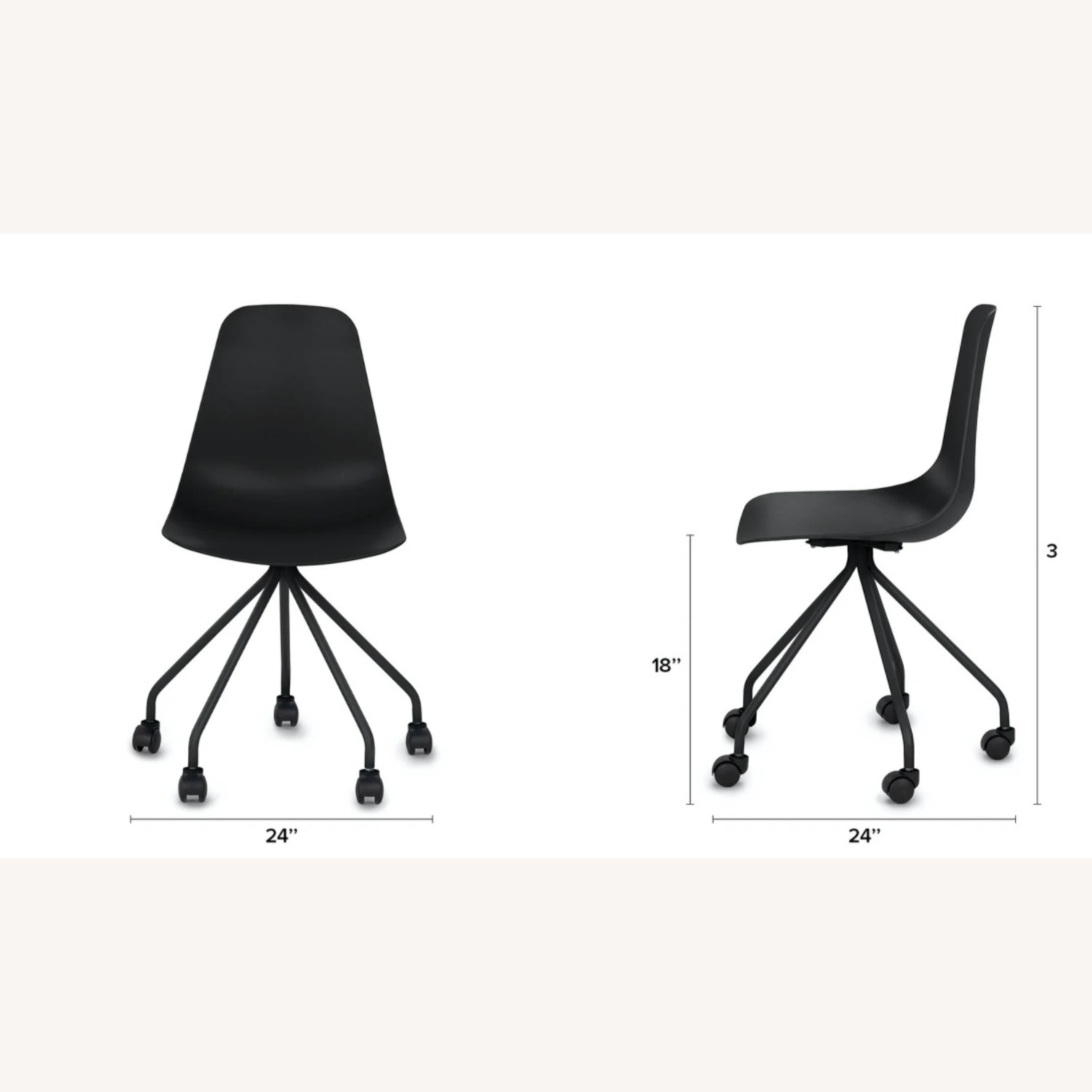 Article Office Chair - image-1