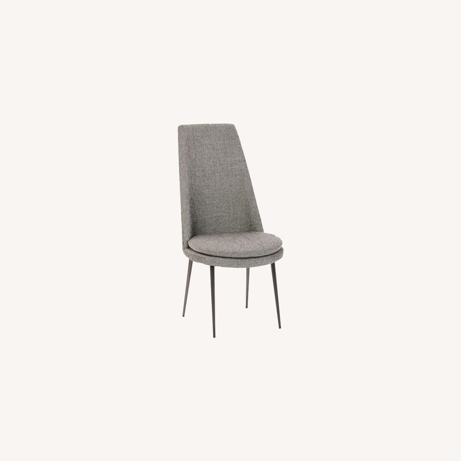 West Elm Finley High-Back Upholstered Dining Chair - image-0