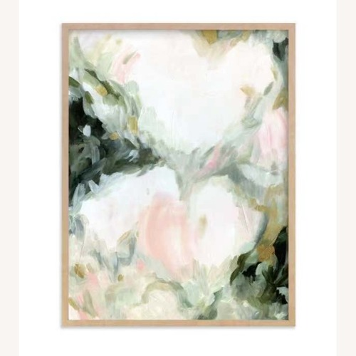 Used Mesmerize Art Print with Wood Frame for sale on AptDeco