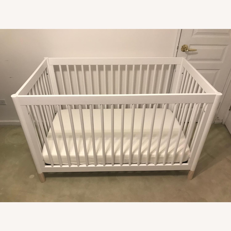 Babyletto Gelato 4-in-1 Convertible Crib - image-1