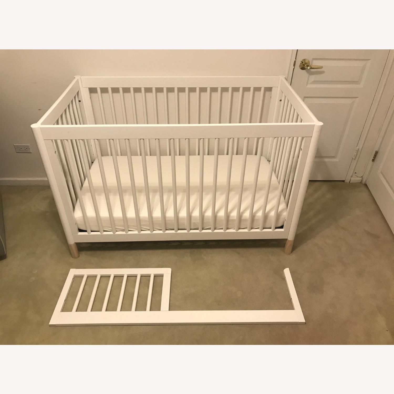 Babyletto Gelato 4-in-1 Convertible Crib - image-3