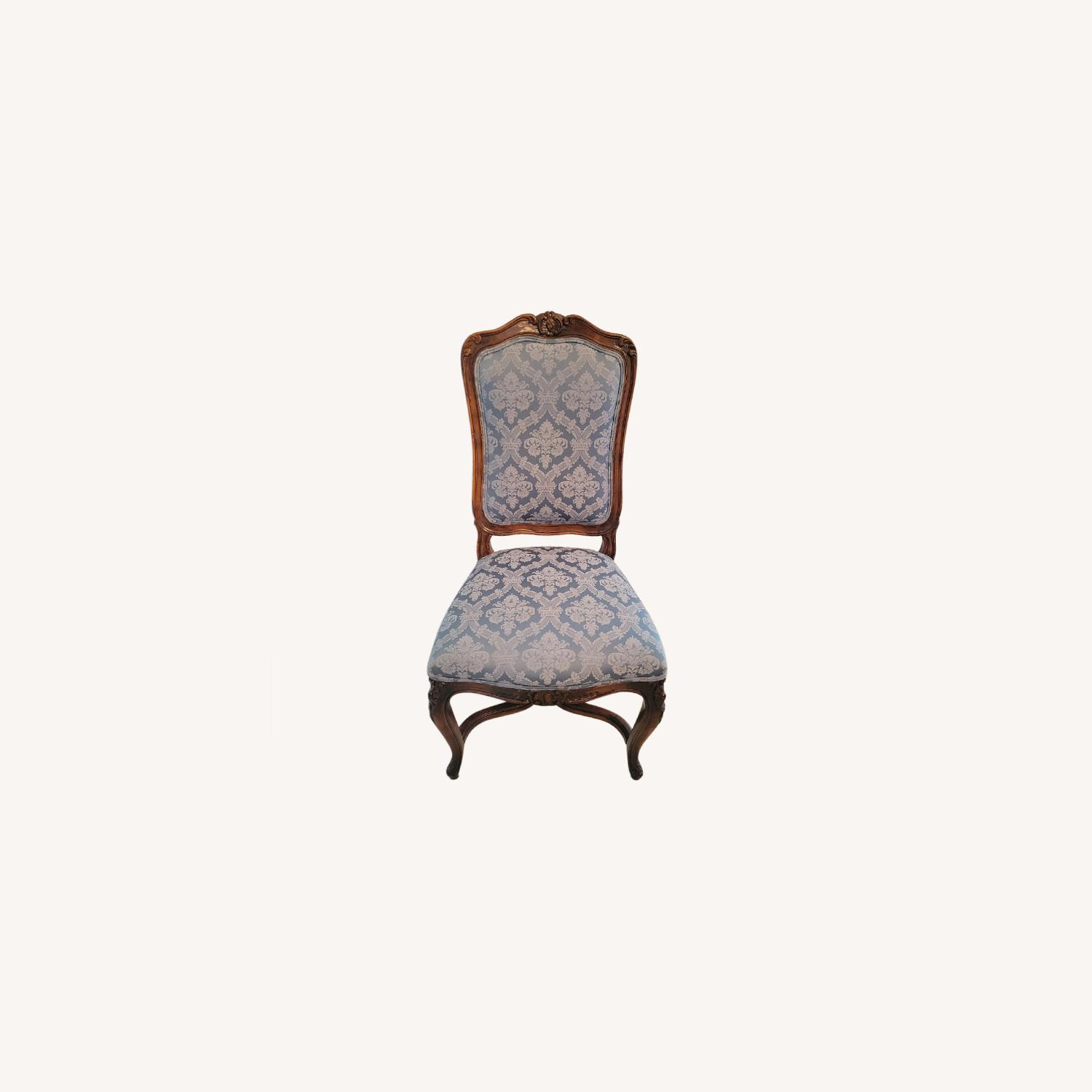 Vintage Style Dining Chair Set - image-9