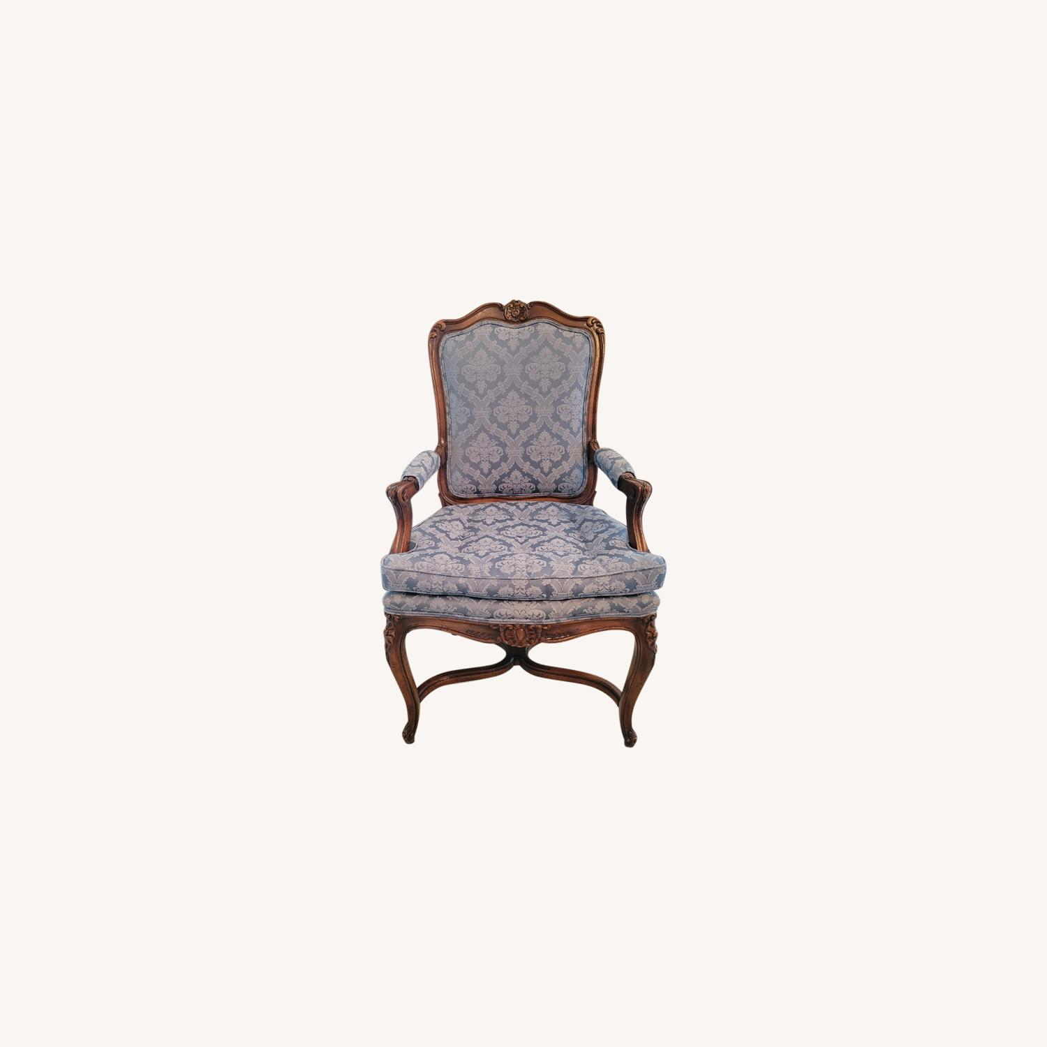 Vintage Style Dining Chair Set - image-0