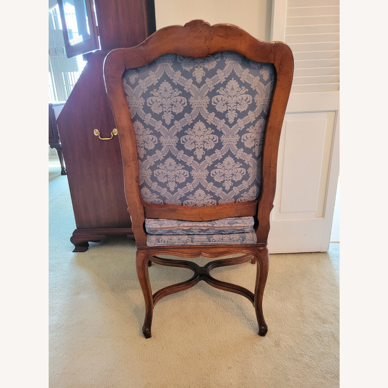 Vintage Style Dining Chair Set - image-6