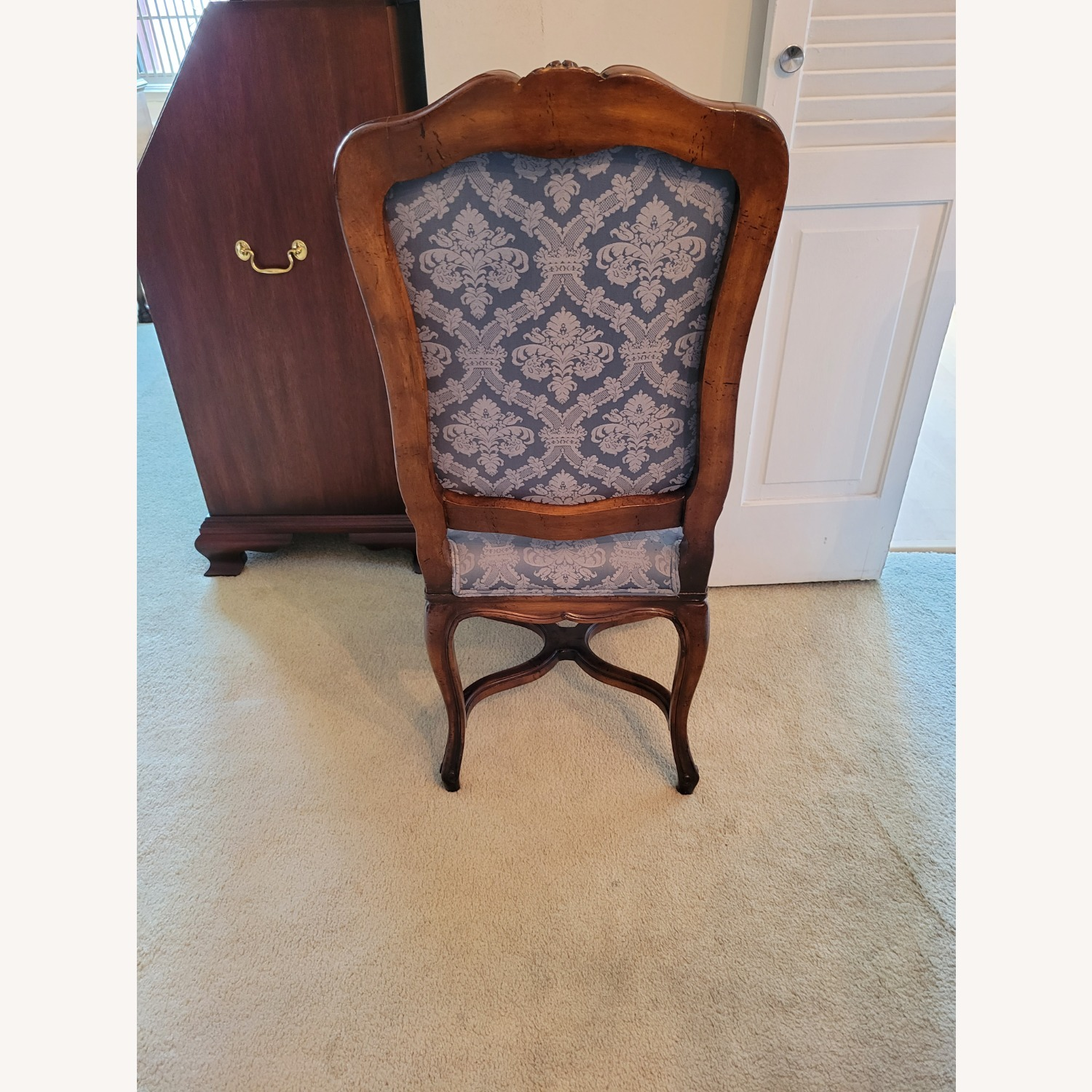 Vintage Style Dining Chair Set - image-5