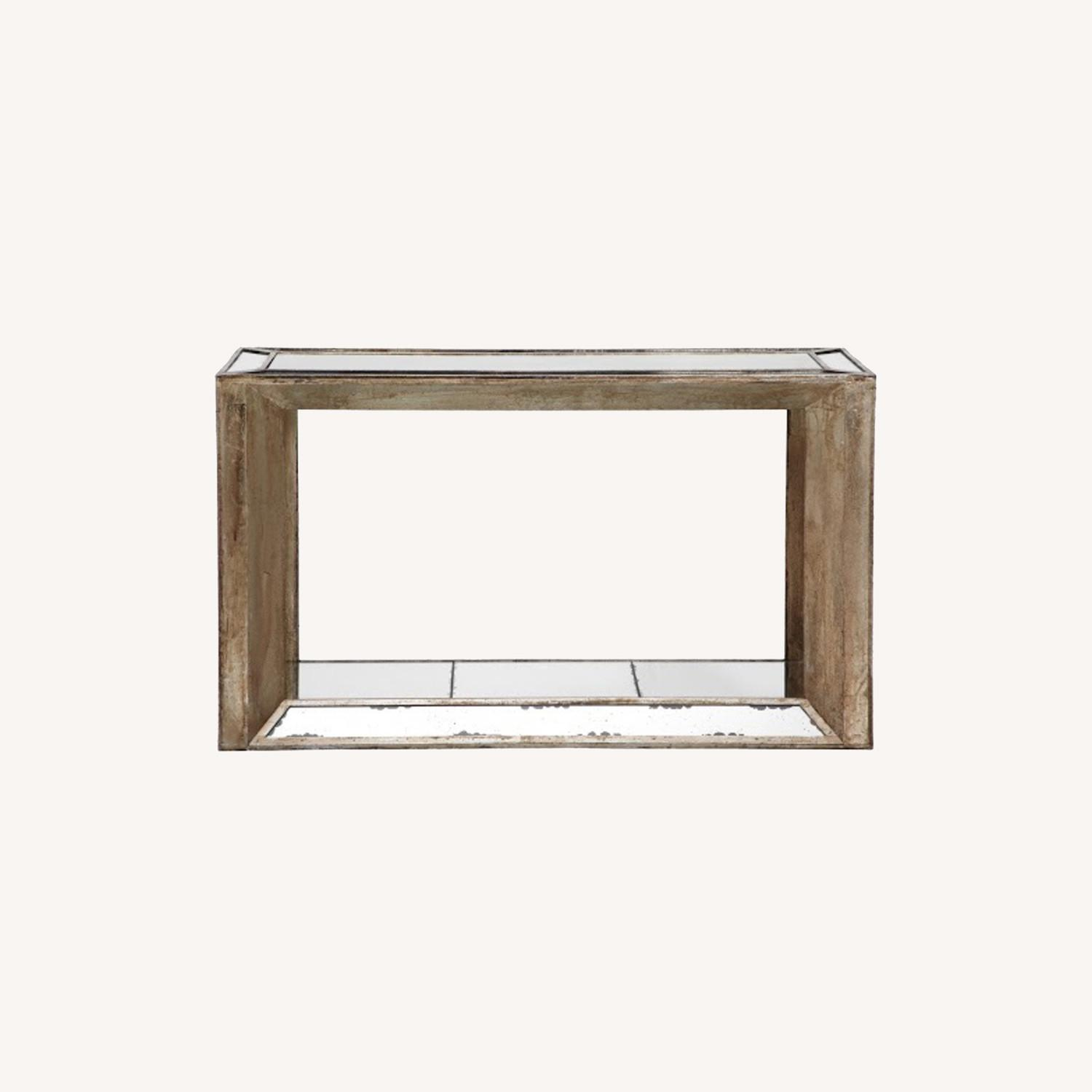 Z Gallerie Pascual Console - image-0