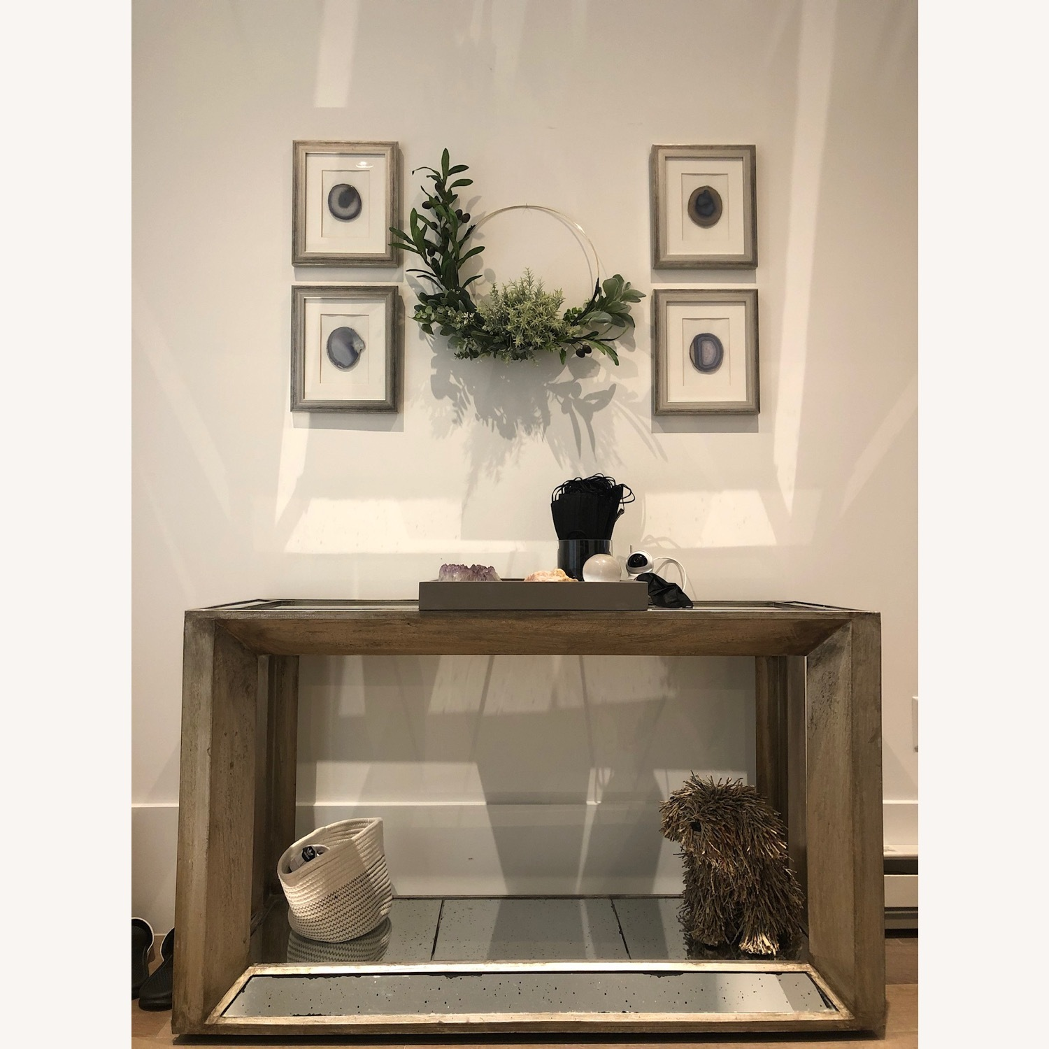 Z Gallerie Pascual Console - image-7