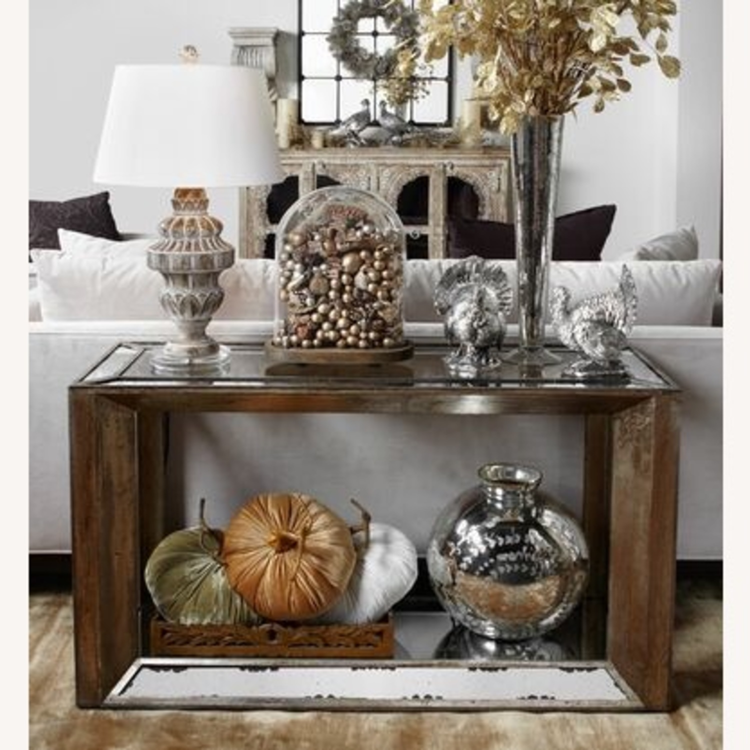 Z Gallerie Pascual Console - image-6