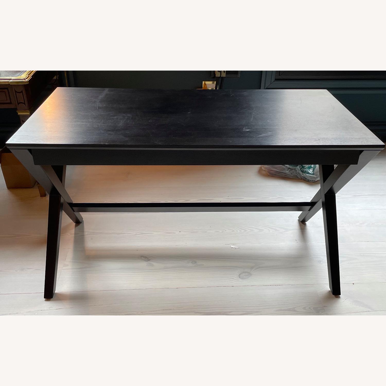 Crate and Barrel Desk - image-0