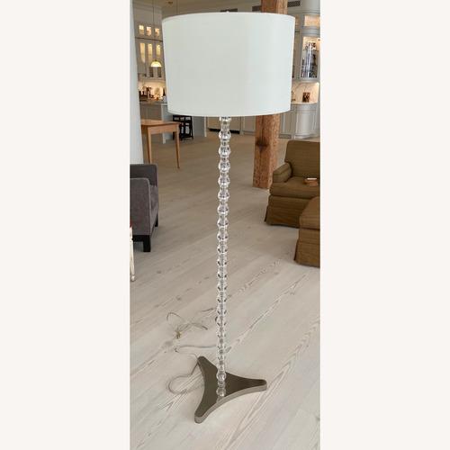 Used William Sonoma Bubble Floor Lamp for sale on AptDeco