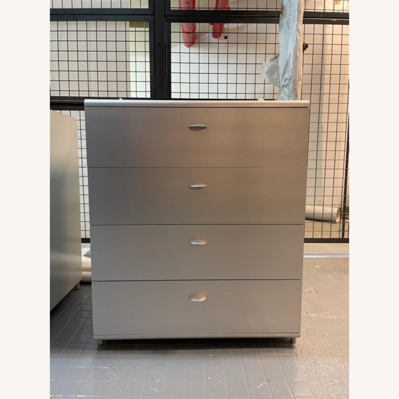 Italian Made Aluminum Cabinets (Set of 2) - image-5
