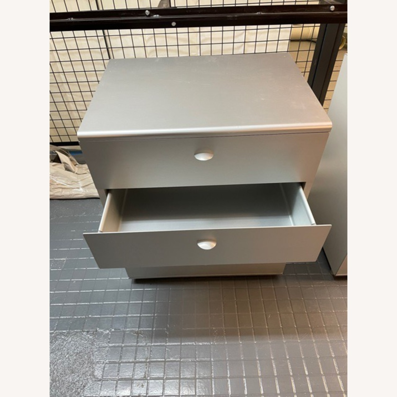 Italian Made Aluminum Cabinets (Set of 2) - image-12