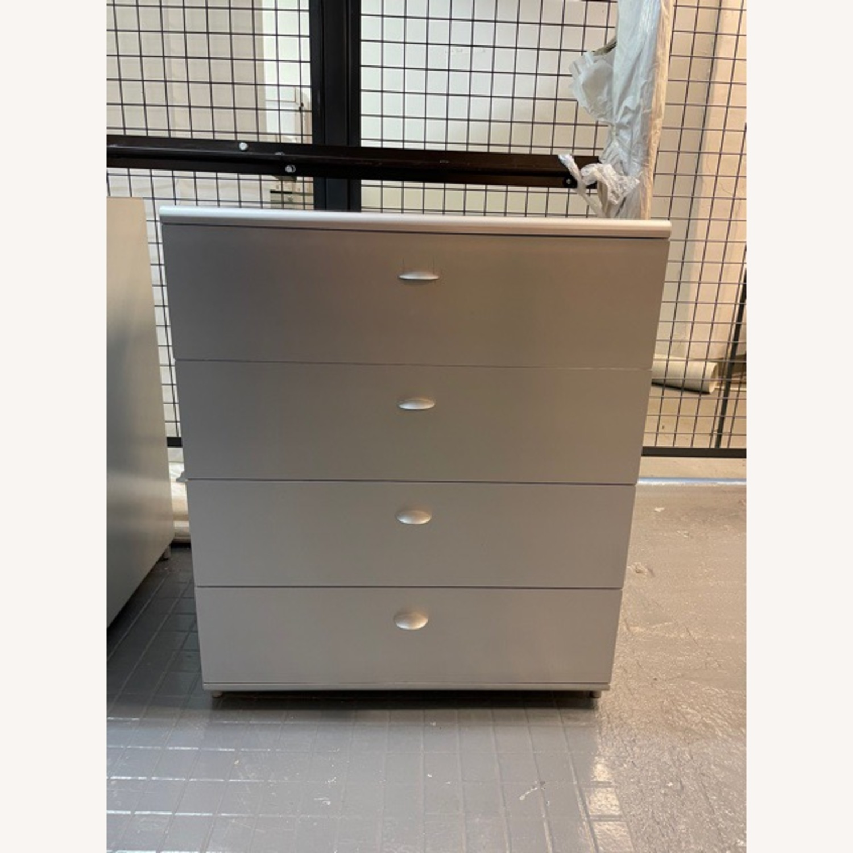Italian Made Aluminum Cabinets (Set of 2) - image-4