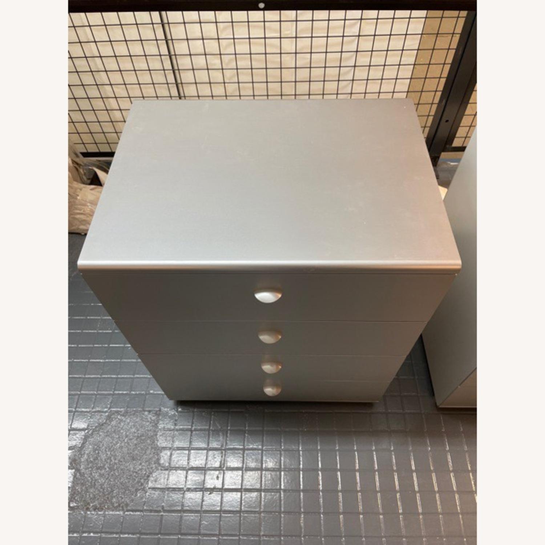 Italian Made Aluminum Cabinets (Set of 2) - image-10