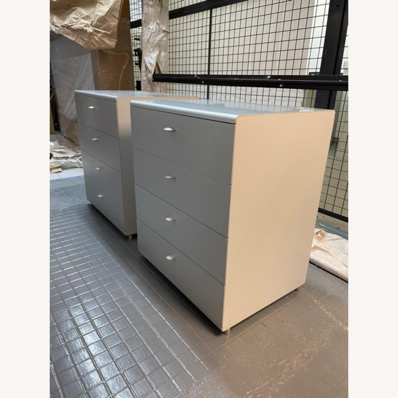 Italian Made Aluminum Cabinets (Set of 2) - image-11