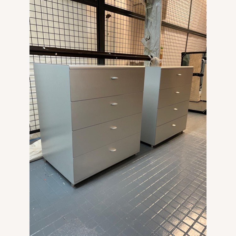 Italian Made Aluminum Cabinets (Set of 2) - image-6
