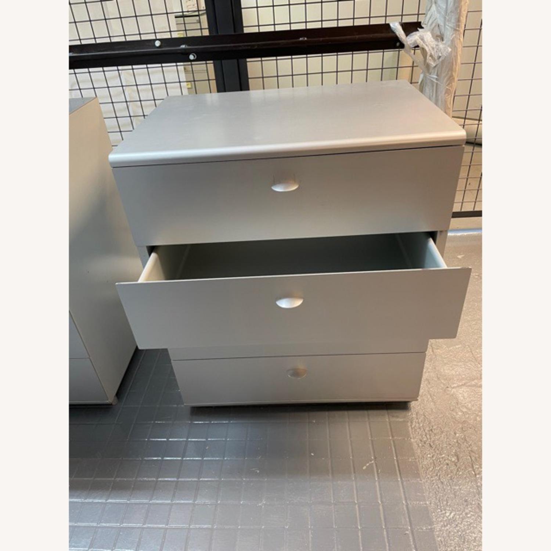 Italian Made Aluminum Cabinets (Set of 2) - image-13