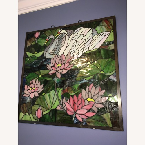 Used Stained Glass Wall Art for sale on AptDeco