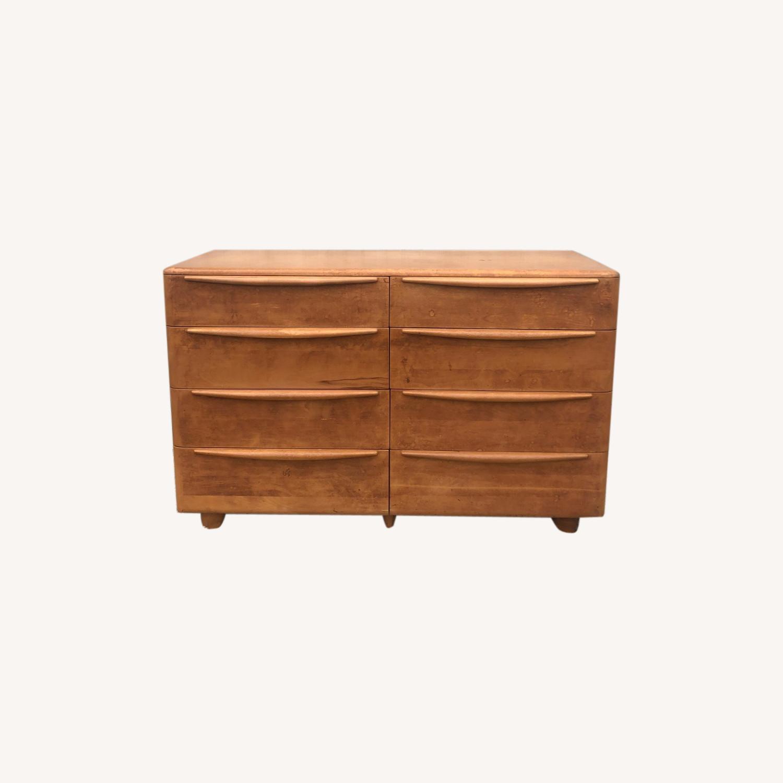 MCM Heywood Wakefield Lowboy Dresser - image-0