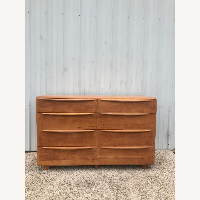 MCM Heywood Wakefield Lowboy Dresser - image-1
