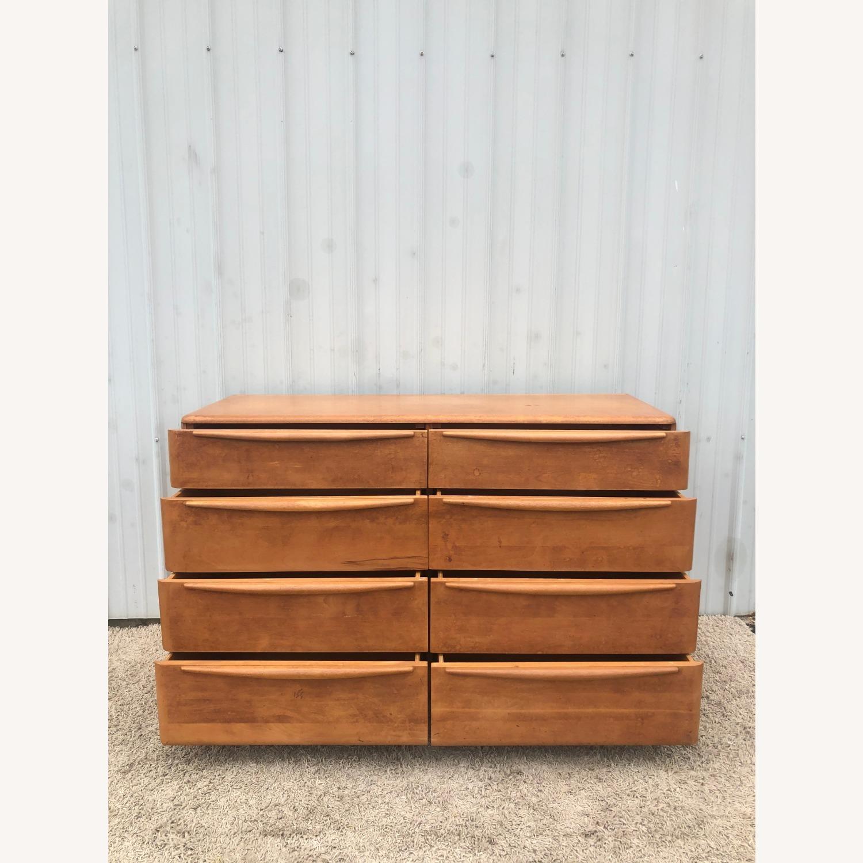 MCM Heywood Wakefield Lowboy Dresser - image-8