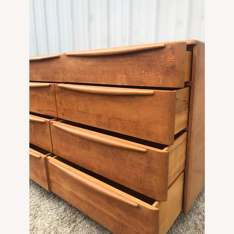 MCM Heywood Wakefield Lowboy Dresser - image-13