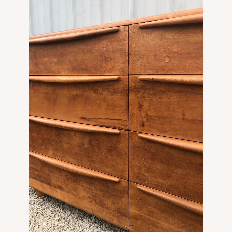 MCM Heywood Wakefield Lowboy Dresser - image-15