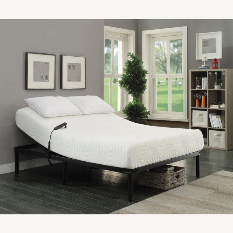 Adjustable King Bed Base In Black Finish - image-2