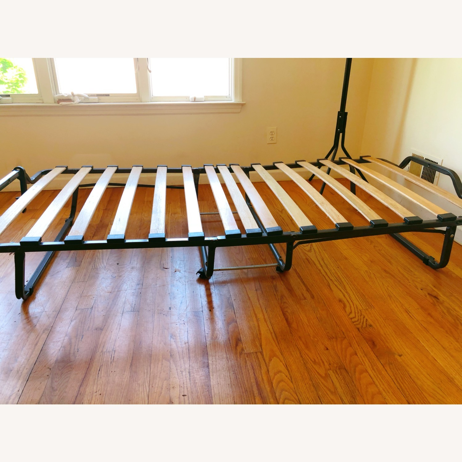 Foldable Twin Size Bed - image-2