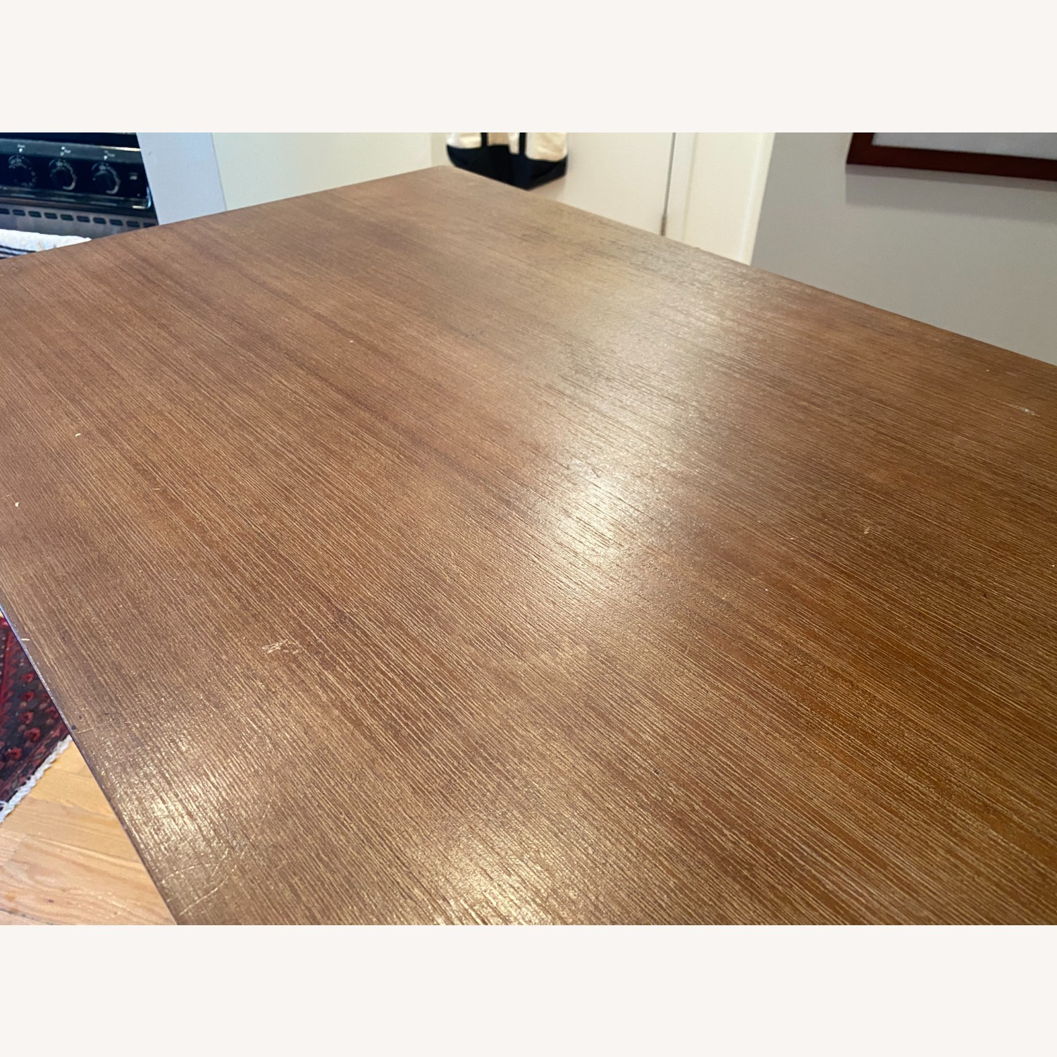 Wayfair Counter Height Rubberwood Solid Wood Dining Table - image-2