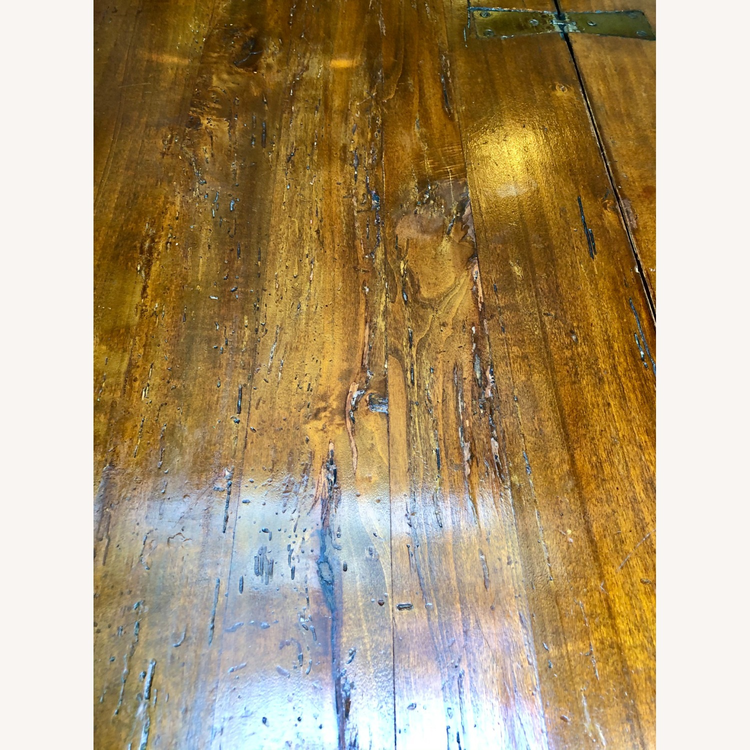 Italian Renaissance Style Carved Banquet Table - image-13