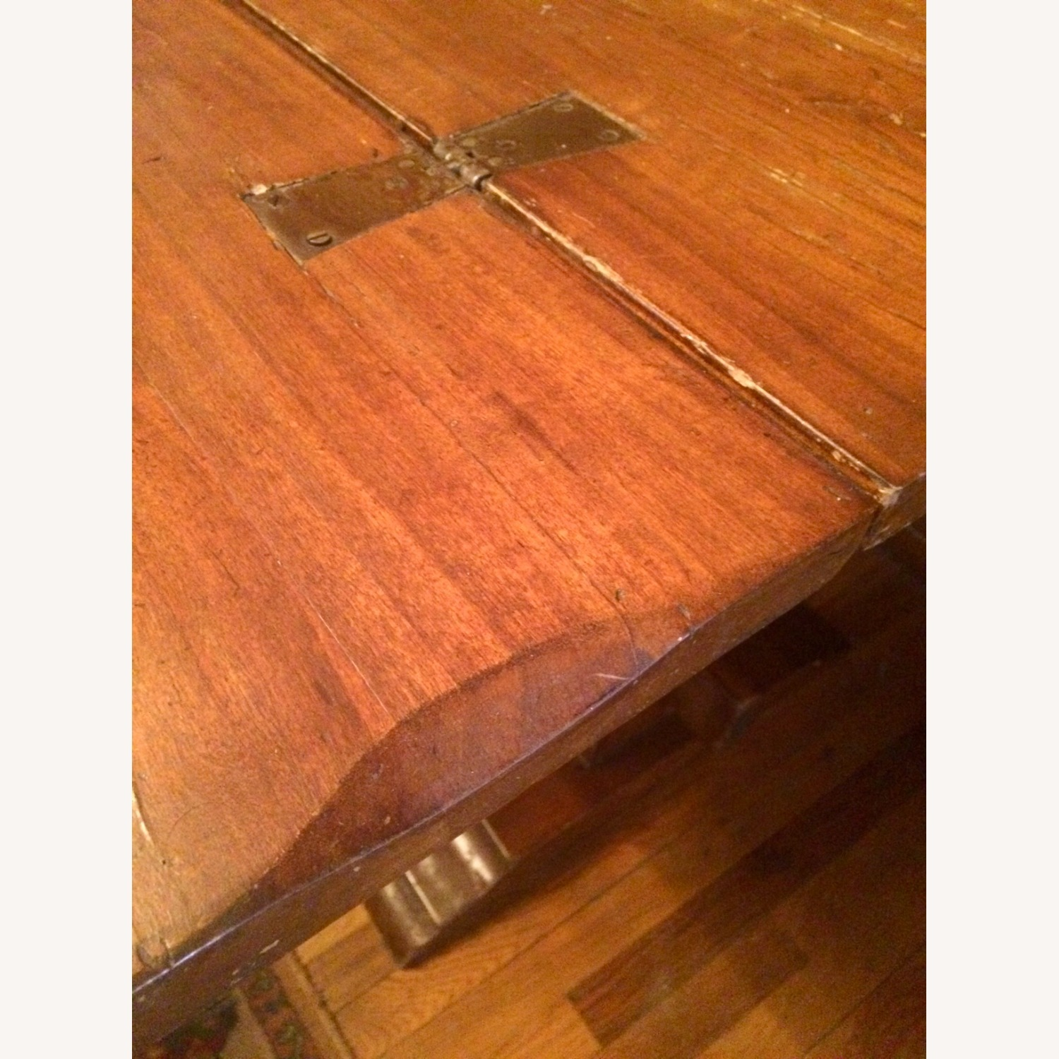 Italian Renaissance Style Carved Banquet Table - image-6