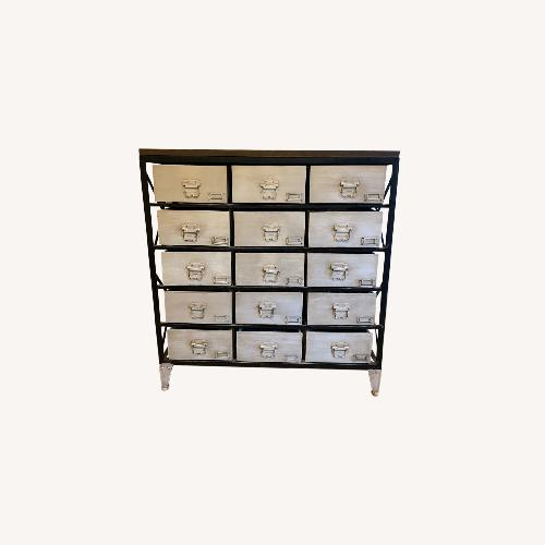 Used Urban Outfitters Industrial Storage Dresser for sale on AptDeco
