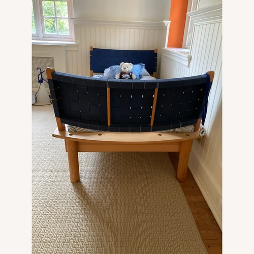 Used Sustainable Beech Kids Bed (2) for sale on AptDeco
