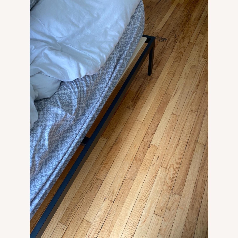 Minimalist Black Bed - image-3