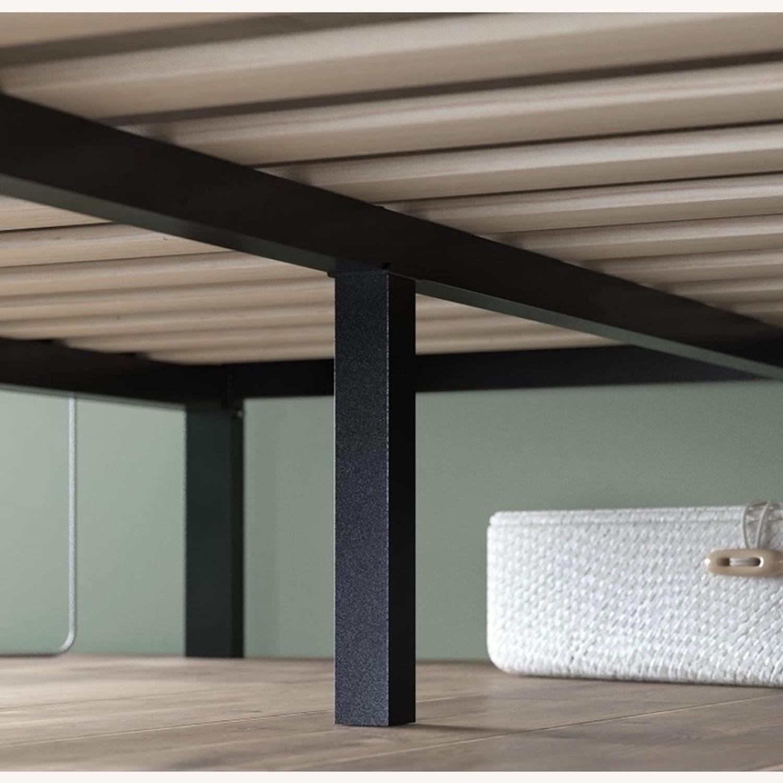 Minimalist Black Bed - image-5
