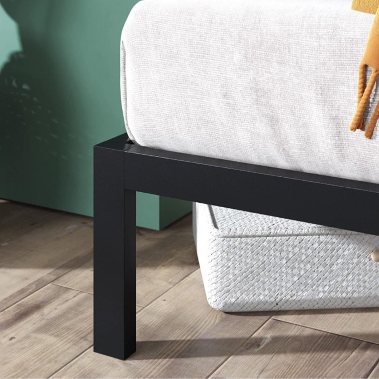 Minimalist Black Bed - image-6