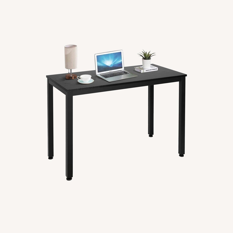 Wayfair Modern Black Computer Desk - image-0