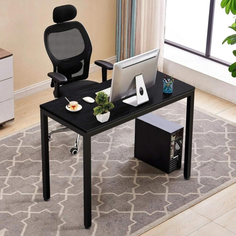 Wayfair Modern Black Computer Desk - image-5