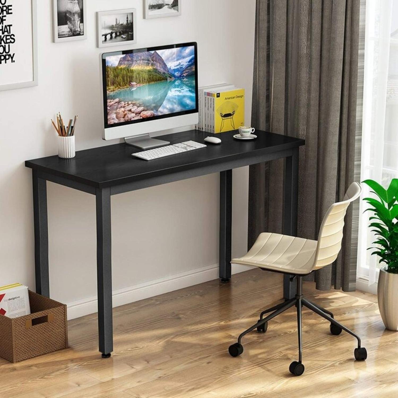 Wayfair Modern Black Computer Desk - image-4