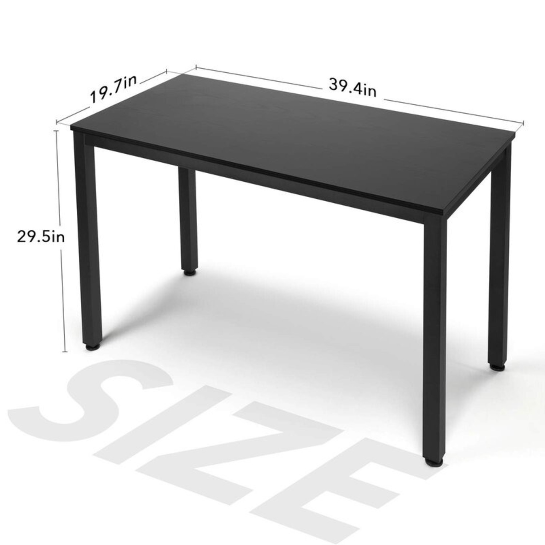 Wayfair Modern Black Computer Desk - image-6