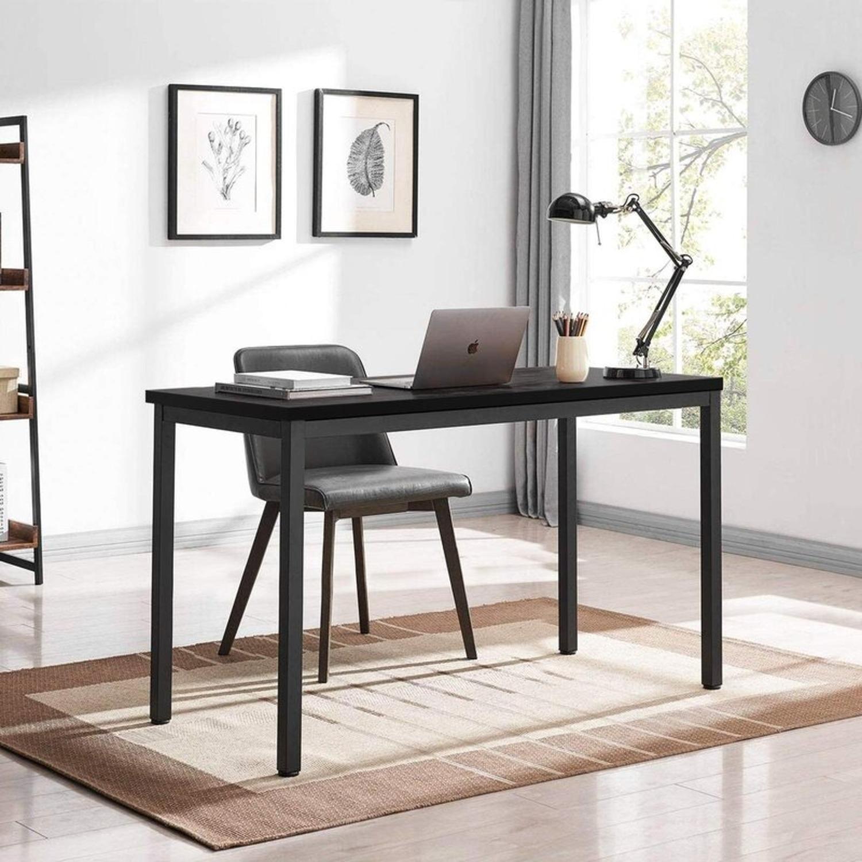 Wayfair Modern Black Computer Desk - image-9
