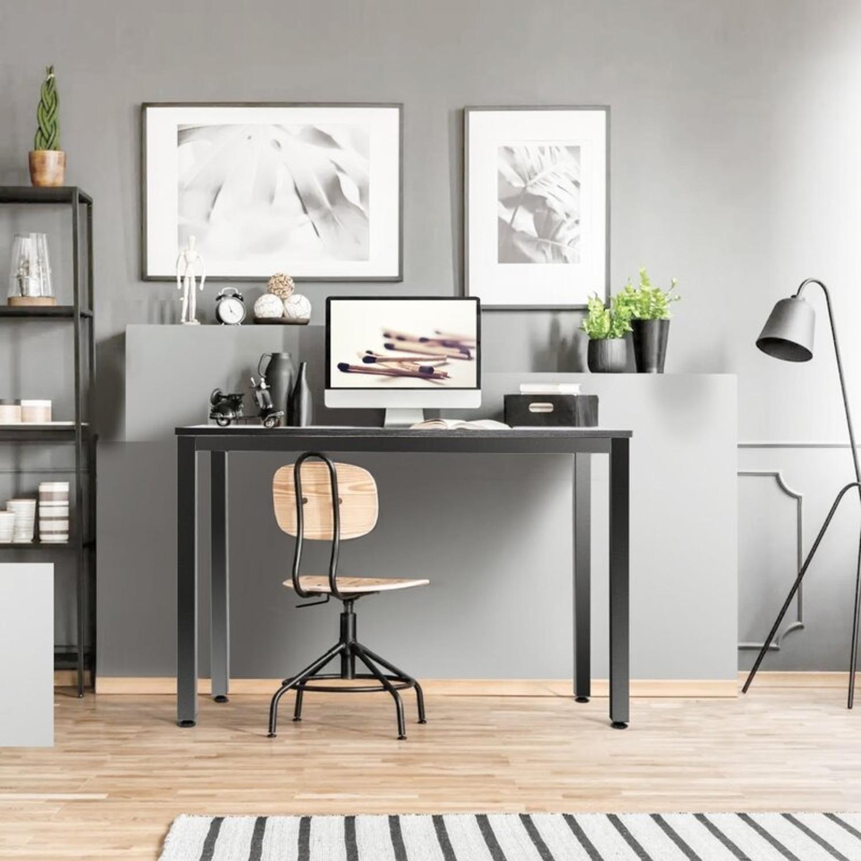 Wayfair Modern Black Computer Desk - image-8