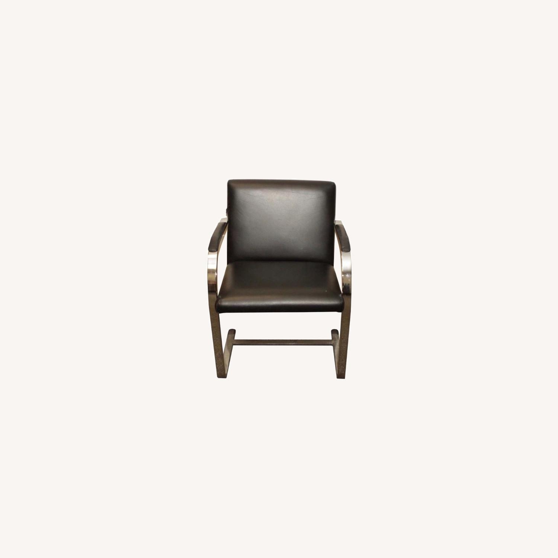 Knoll Brno Flat Bar Chair - image-0