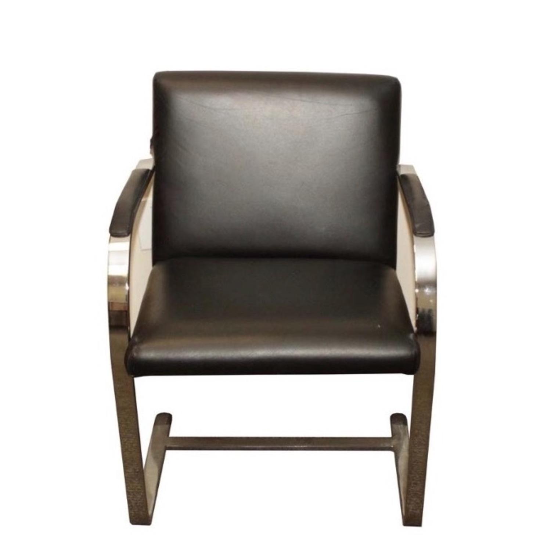 Knoll Brno Flat Bar Chair - image-1