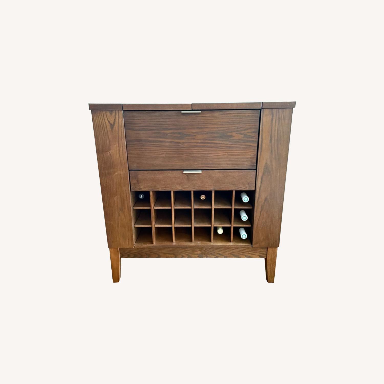 Crate and Barrel Wine Storage - image-0
