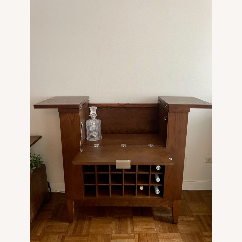 Crate and Barrel Wine Storage - image-2