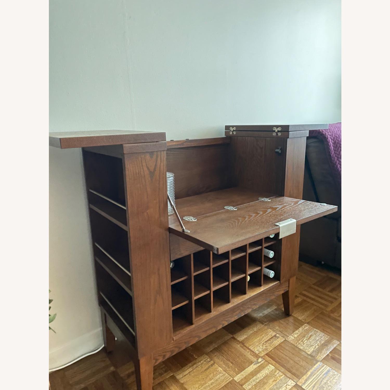 Crate and Barrel Wine Storage - image-3