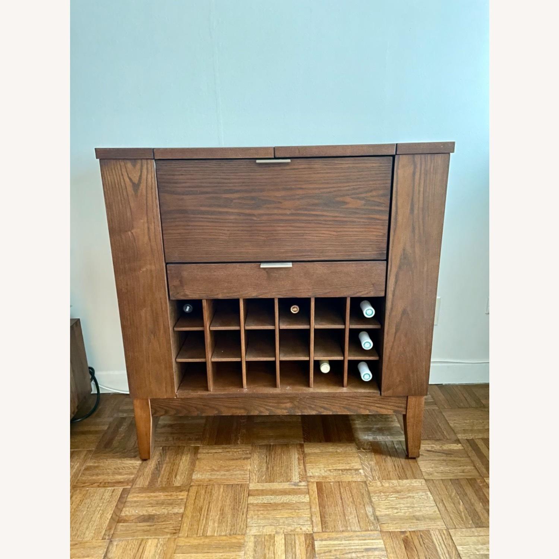 Crate and Barrel Wine Storage - image-1