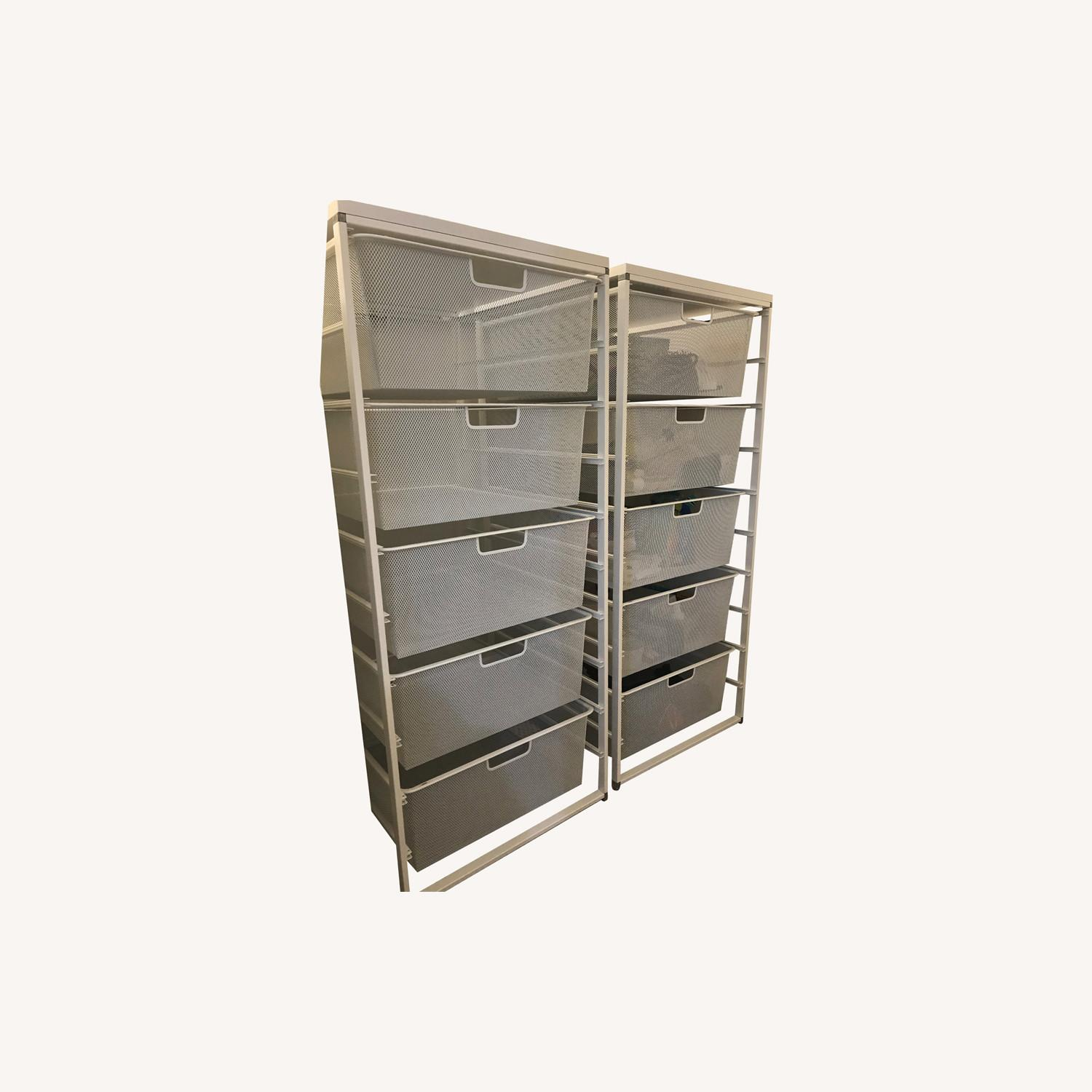Elfa Storage from Container Store - image-0